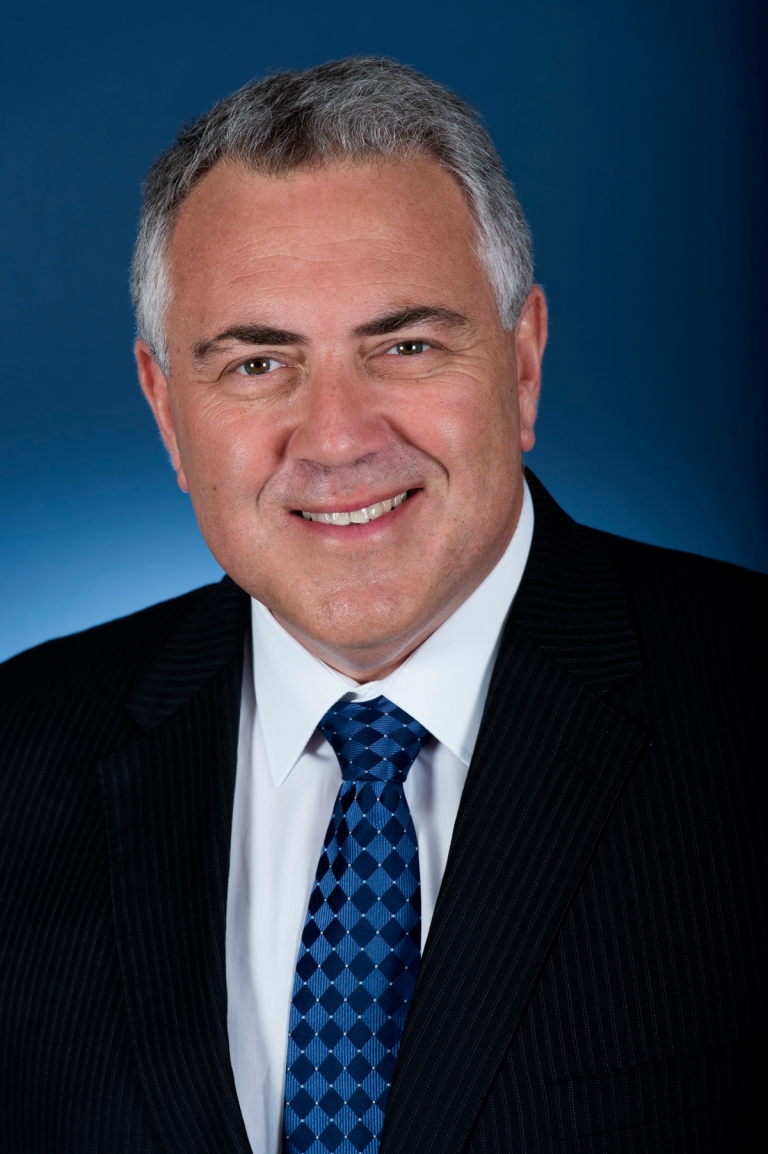 Ambassador Joe Hockey